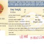 Giải đáp các thắc mắc về thủ tục cấp thị thực, visa, thẻ tạm trú cho người nước ngoài – Phần 5