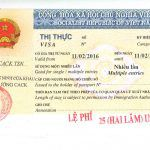 Vietnam visa extension for foreigner in Vietnam 2019