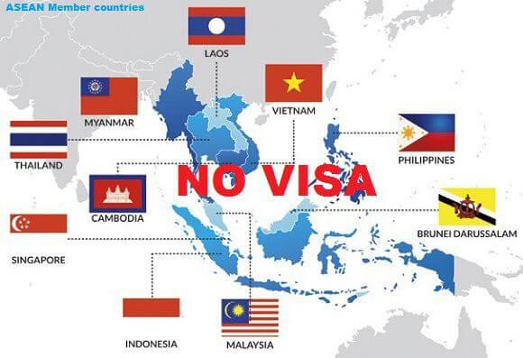 Miễn visa hàn quốc