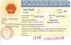 Kết quả hình ảnh cho visa việt nam