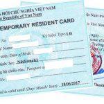 Thủ tục xin thẻ tạm trú cho người nước ngoài được miễn giấy phép lao động