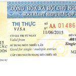 Lệ phí xin visa thị thực Việt Nam đối người nước ngoài
