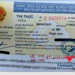 Dịch vụ xin gia hạn visa cho người nước ngoài vào Việt Nam