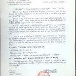 Thủ tục xin văn bản chấp thuận làm Giấy phép lao động tại Hà Nội