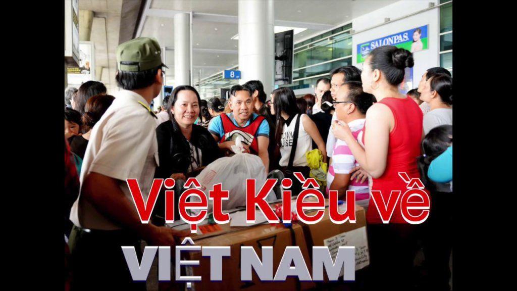 Xin visa cho Việt Kiều về Việt Nam