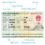 Hồ sơ xin visa Trung Quốc cho người Việt Nam