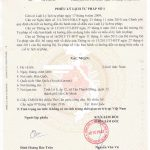 Thủ tục cấp Phiếu lý lịch tư pháp cho người Mỹ đã cư trú tại Việt Nam