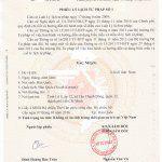 Thủ tục cấp Phiếu lý lịch tư pháp cho người Ấn Độ đã cư trú tại Việt Nam