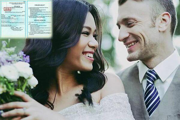 thẻ tạm trú cho vợ chồng người nước ngoài