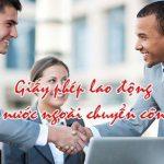 Người nước ngoài thay đổi vị trí làm việc