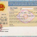 Visa 3 tháng một lần cho người nước ngoài là gì?