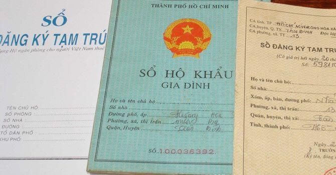đăng ký tạm trú cho người nước ngoài