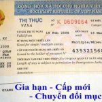 Hướng dẫn thủ tục gia hạn visa du lịch Hàn Quốc