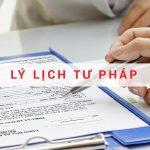 Dịch vụ làm lý lịch tư pháp uy tín tại Hà Nội