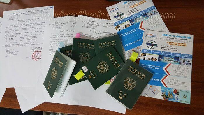 Địa chỉ xin gia hạn visa tại Hà Nội