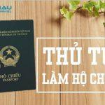 Hướng dẫn thủ tục làm hộ chiếu mới nhất 2019 – Passport