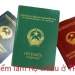 Địa điểm làm hộ chiếu ở TP.HCM năm 2019
