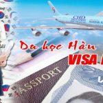 Xin visa đi du học Hàn Quốc- Thủ tục xin visa Du Học Hàn Quốc 2019