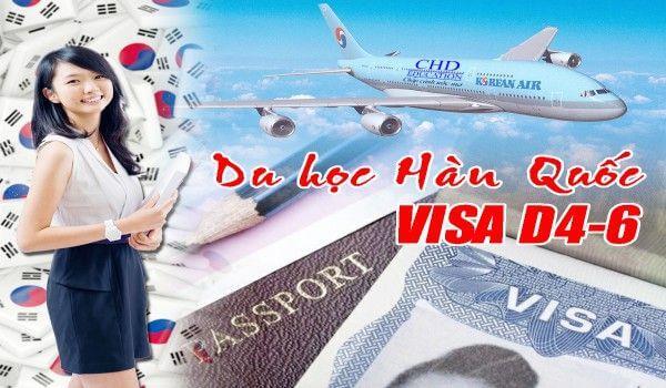 Visa đi du học Hàn Quốc