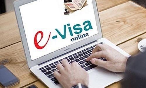 các nước có công dân được cấp thị thực điện tử tại Việt Nam
